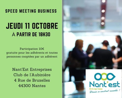 Speed Meeting Business